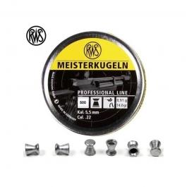 BALIN RWS MEISTERKULGELN C/5,5 (500UD.)