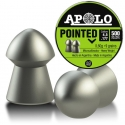 APOLO POINTED CAL. 4,5 .177 (500 UDS)