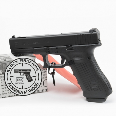 """Pistola GLOCK 17 Gen4 """"C"""" Cal. 9x19"""