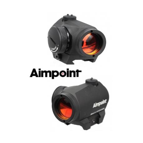 Punto Rojo AIMPOINT Micro H-1 2MOA