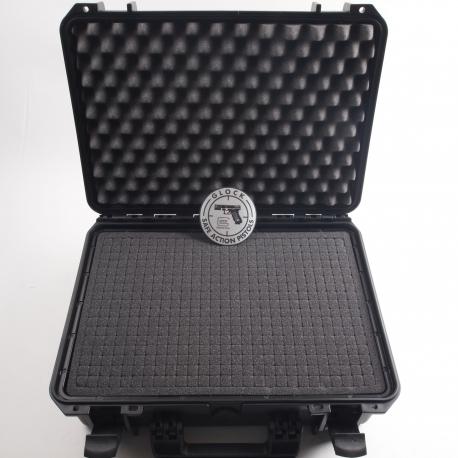 MALETIN PORTA ARMA CORTA GLOCKSTORE (MAX430S)