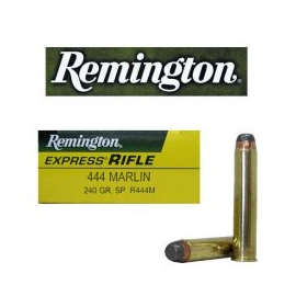 Municion Remington C/444 Marlin 240 gr-