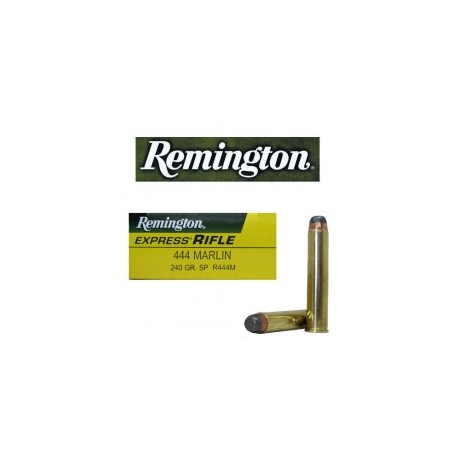 Municion Remington C/444 Marlin 240 gr-