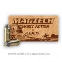 MUNICION MAGTECH C/44-40 WIN L-FLAT 225 GR.