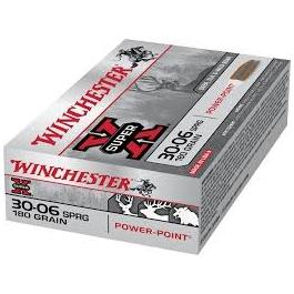 Municion Winchester C/30-06 Super X