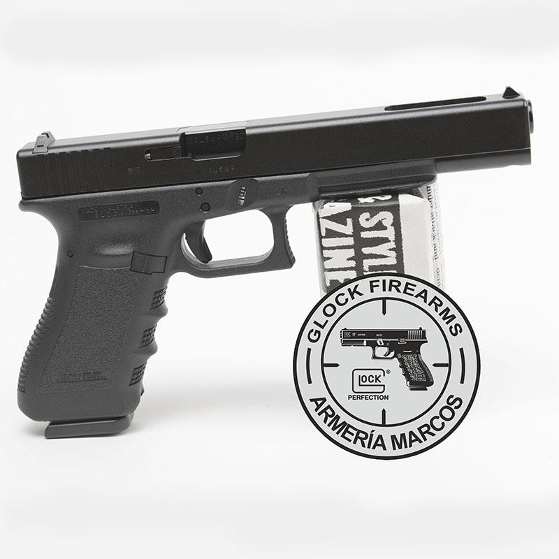 PISTOLA GLOCK 24 Cal. 40 - Armeria Marcos | Importador Oficial Glock ...