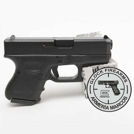 Pistola GLOCK 27 Gen4 Cal. 40