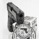 Pistola GLOCK 30 Gen3 Cal. 45