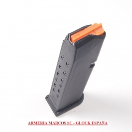 CARGADOR GLOCK 19 GEN5 C/9X19 15 T.