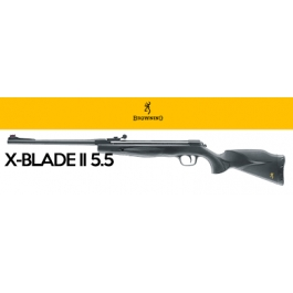 CARABINA AIRE BROWNING X-BLADE II GAS PISTON C/4.5 24 JULIOS M3