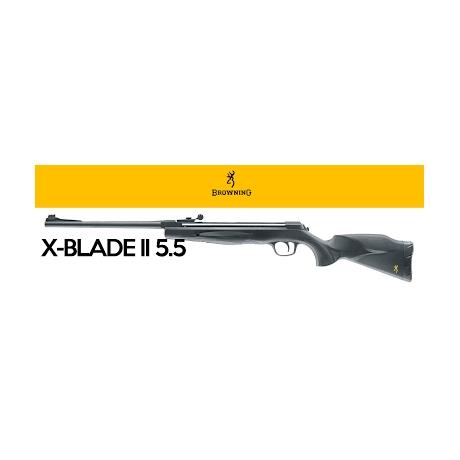CARABINA AIRE BROWNING X-BLADE II GAS PISTON C/4.5 24 JULIOS M3