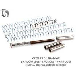 MUELLE DPM CZ 75 SP01 SHADOW PHANTOM 9MM 40 S&W