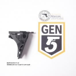 UNIDAD DISPARADOR + EYECTOR GLOCK G17/19 Gen5