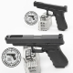 Pistola GLOCK 34 Gen3 Cal. 9x19