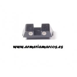 ALZA GLOCK GMS TRITIUM METALICAS 6,5