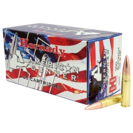 MUNICION HORNADY C/300 BLACKOUT 125 gr. HP