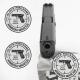 Pistola GLOCK 19 Gen3 Cal. 9x19