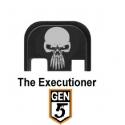 """PLACA CORREDERA GS GEN5 """"EXECUTIONER"""""""