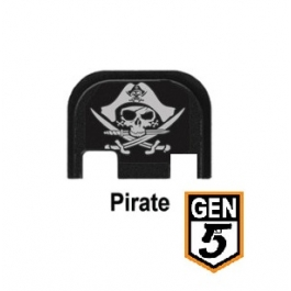 "PLACA CORREDERA GS GEN5 ""PIRATE"""