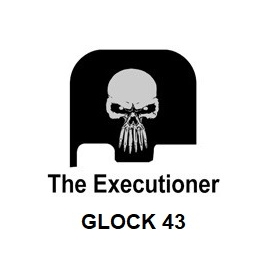"PLACA CORREDERA GS G43 ""EXECUTIONER"""