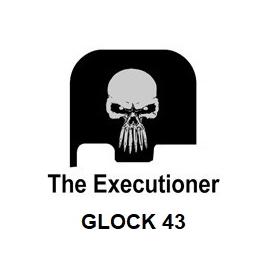 """PLACA CORREDERA GS G43 """"EXECUTIONER"""""""