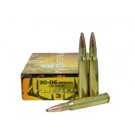 MUNICION FEDERAL FUSION C/30-06 180 gr.