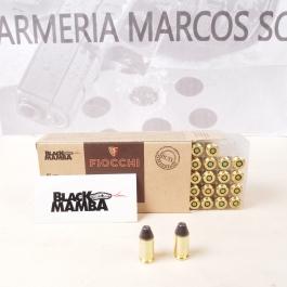 MUNICION FIOCCHI C/380 AUTO BLACK MAMBA (DEFENSA) (CAJA 50 UDS.)