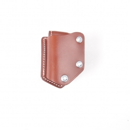 FUNDA CARGADOR SICKINGER COMPETITION BOX 9MM MARRON
