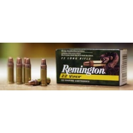 MUNICION REMINGTON C/22 LR VIPER