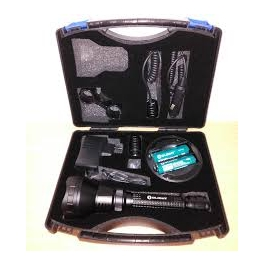LINTERNA OLIGHT M3 X 5-UT JAVELOT 1200 LUMENS KIT RECARGABLE