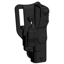 FUNDA DESIGN TECH V3 GLOCK 19 NIVEL III ROTATIVA (BES3038)