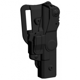 FUNDA DESIGN TECH V3 GLOCK 17 NIVEL III ADJUSTABLE (BES3043)
