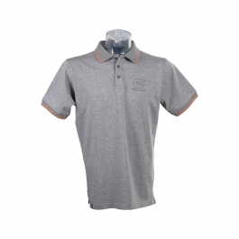 POLO GLOCK 17 GRIS MEN M/C