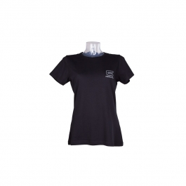 CAMISETA GLOCK PERFECTION NEGRA DAMAS KA