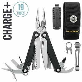 HERRAMIENTA LEATHERMAN CHARGE PLUS CON FUNDA NYLON