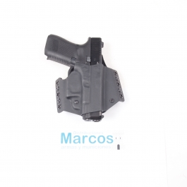 FUNDA PISTOLA AM IWB GLOCK 19 INTERIOR (D324)