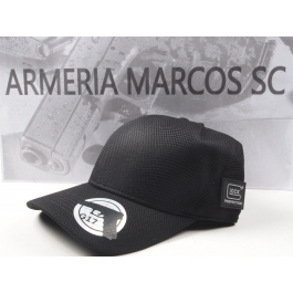 GORRA GLOCK PERFECTION CON PEGATINA G17