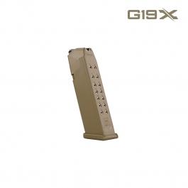 CARGADOR GLOCK COYOTE 17 TIROS 9x19