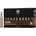 MUNICION RWS C/ 30-06 ID CLASSIC 150 GR. (20 UDS)