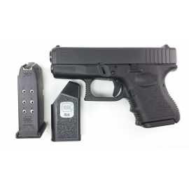 Pistola GLOCK 33 Cal. 357