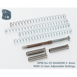 DPM SYSTEM CZ-75 SHADOW 2 . 12 CONFIGURACIONES