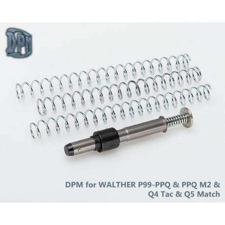 DPM SYSTEM WALTHER P99-PPQ/PPQ M2/Q4 Tac/Q5 Match Polymer Frame