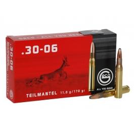 MUNICION GECO C/30/06 T-MANTEL 170 GR.