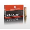 MUNICION RWS C/9,3x74R TM 285 GR.