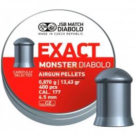 BALIN JSB EXACT MONSTER DIABOLO C/ 4.5 ( 400 UN)