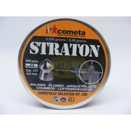 BALIN JSB STRATON CAL. 4,5MM (500 ud)