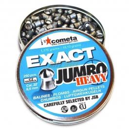 BALIN JSB JUMBO EXACT HEAVY C/5,5 250 UNDS.
