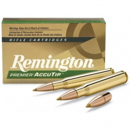 MUNICION REMINGTON C/300 WIN.MAG PREMIER ACCUTIP 180 GR.