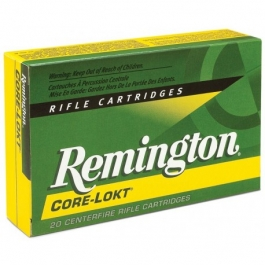 MUNICION REMINGTON C/7MM REM MAG PSP CORE-LOCK 175 GR