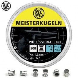 BALIN RWS MIETERKUGELN PROF-L MEISTER C/4.5 0.45GR 500UI